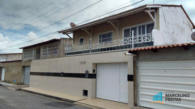 Casa Residencial À Venda, Vila Velha, Fortaleza. - Codigo: Ca1527 - Ca1527