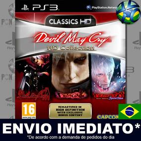 Devil May Cry Hd Collection Ps3 Midia Digital Leg. Português