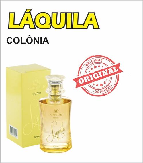 Deo Colonia Laquila Original Promoção ( Acompanha Brinde)