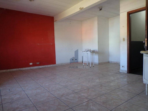 Sala Para Alugar, 30 M² Por R$ 850,00/mês - Vila Nova Fortuna - Ribeirão Pires/sp - Sa0169