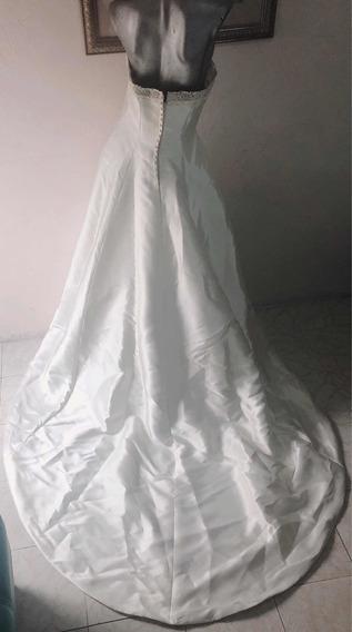 Vestido De Novia Mori Lee Talla 12