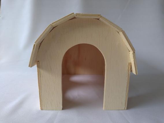 Casa Para Porquinho Da Índia, Mini Coelho E Chinchila
