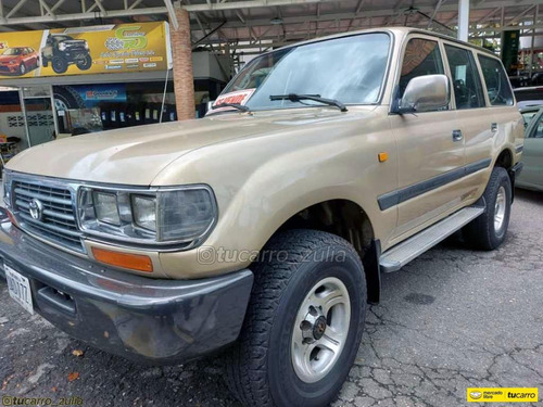 Toyota Autana Land Cruiser 80 Series
