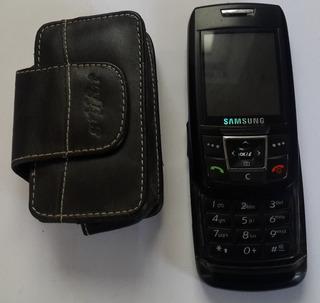 Se Vende Samsung Sghe256 Con Funda