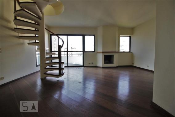 Apartamento No 14º Andar Com 4 Dormitórios E 4 Garagens - Id: 892963035 - 263035