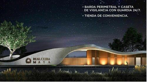 Imagen 1 de 6 de Lotes Urbanizados Real Ceiba Maya