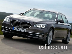 Bmw 750 I 450hp 0km 2015 Elia Group Financio Y/o Permuto