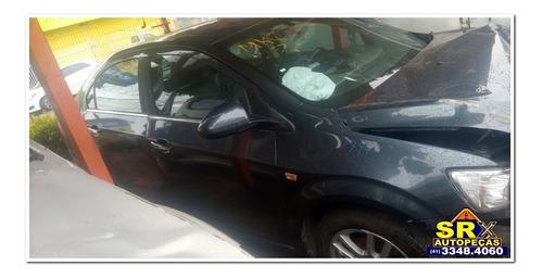 Sucata Chevrolet Sonic Sed Ltz 1.6 16v Flex 2013