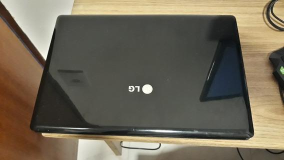 Notebook Lg A410 I3 8gb Ram 640gb (peças Novas)