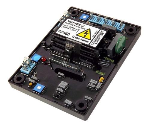 Regulador De Tensão / Voltagem Para Gerador De Até 350kva