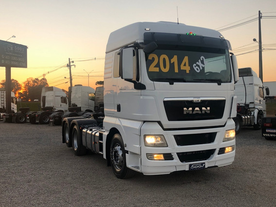 Man 28.440 6x2 Ano 2014 Trucado
