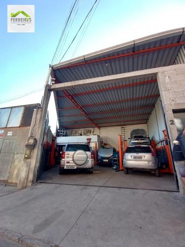 Galpão/pavilhão A Venda No Bairro Vila Santa Cruz Em Duque - 715-1