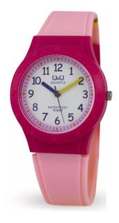 Reloj Qyq Mujer Niñas Nena Colores Sumergible Vr75 Balum