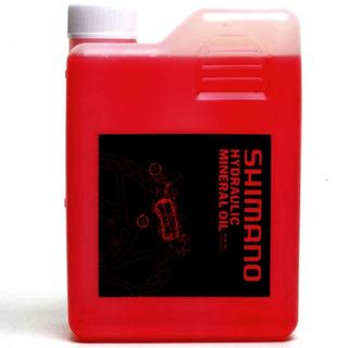 Óleo Mineral Shimano Freio Disco Hidráulico Galão 1 Litro