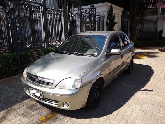 Corsa Sedan Maxx 1.8 Flex 2006 Completo
