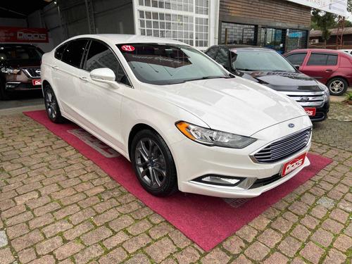 Imagem 1 de 9 de Ford Fusion 2.0 Sel 16v Gasolina 4p Automático