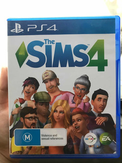 The Sims 4 / Juego Físico / Ps4