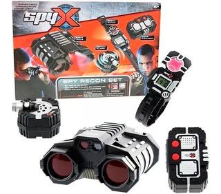 Spy X Recon Set De Espionaje De Dia O Noche Jlt 10515