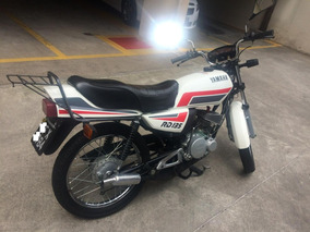 Rd 135 Yamaha *colecionador* Placa Preta*