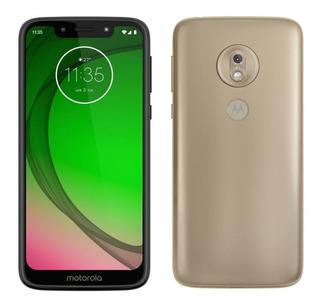 Telefono Celular Motorola Moto G7 Play Oro Fino