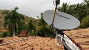 Instalação Antenas Sistema Em Aguas Belas-pe