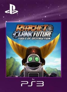 Ratchet & Clank Future Tools Of Destruction Español Ps3