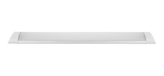 Luminária Led De Sobrepor 36w 120cm Line Taschibra Cgwt