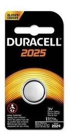 Bateria De Lítio Metálico Cr 2025 Duracell