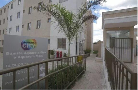 Apartamento Novo Com 2 Quartos À Venda, 44 M²