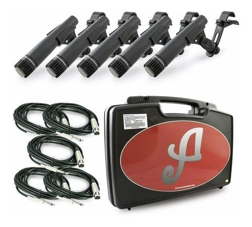 Microfones Arcano Renius-7D cardióide