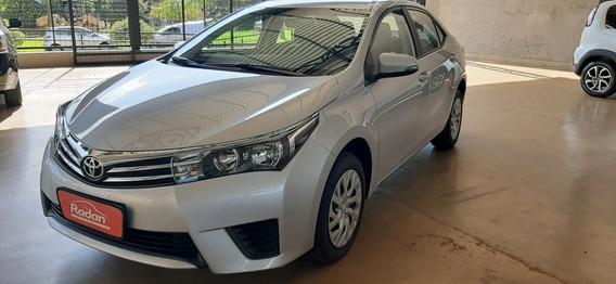 Toyota Corolla 1.8 Flx Aut Completo