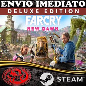 Far Cry: New Dawn Pc Deluxe Edition Original Steam