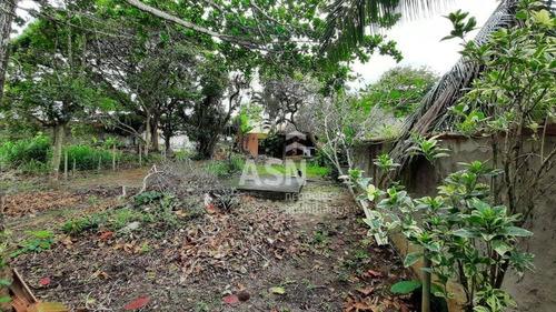 Imagem 1 de 1 de Terreno À Venda, 480 M² Por R$ 530.000,00 - Costazul - Rio Das Ostras/rj - Te0469