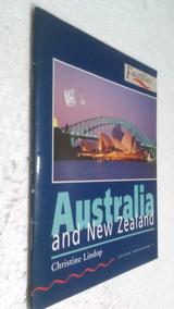 Livro Australia And New Zealand - Christine Lindop