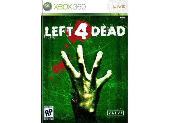Jogo Left 4 Dead Xbox 360 - Compre Aqui!