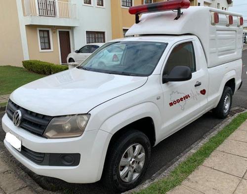 Locação De Ambulância Com Tração 4x4