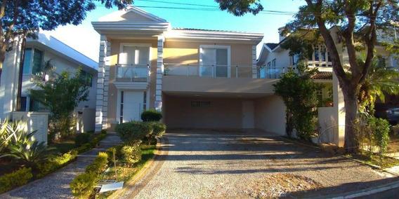 Casa Com 4 Dormitórios À Venda, 360 M² Por R$ 1.700.000,00 - Centro De Apoio Ii (alphaville) - Santana De Parnaíba/sp - Ca0489