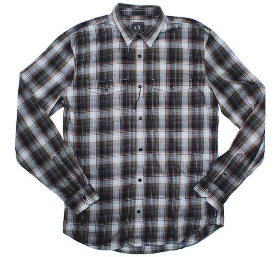 Camisa Armani Exchange Talla M