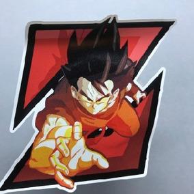 Adesivo Dragon Ball Z Gohan 12pcs(escolha)