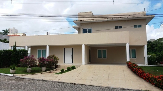 Casa Em Condomínio, João Pessoa, Estados, 4 Suítes