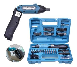 Parafusadeira Bateria 3,6v Biv Df001dw Kit 81 Pc Makita 6723