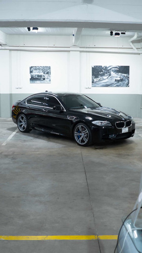 Bmw Serie M 2014 4.4 M5 Sedan 560cv