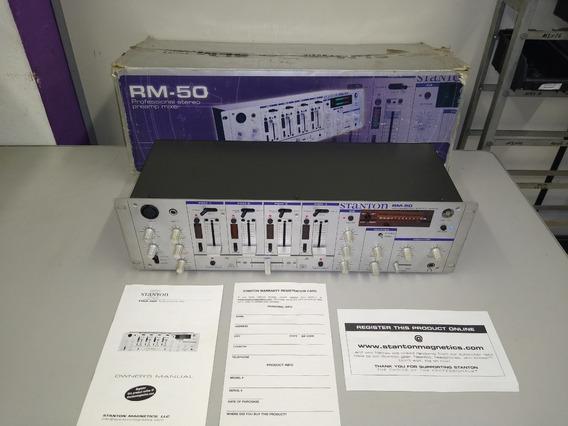 Mixer Stanton Rm-50 Raridade