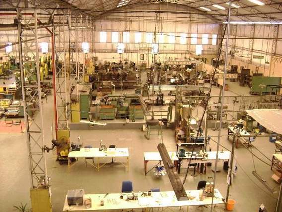 Galpão Industrial À Venda, Cidade Parque Alvorada, Guarulhos. - Ga0293