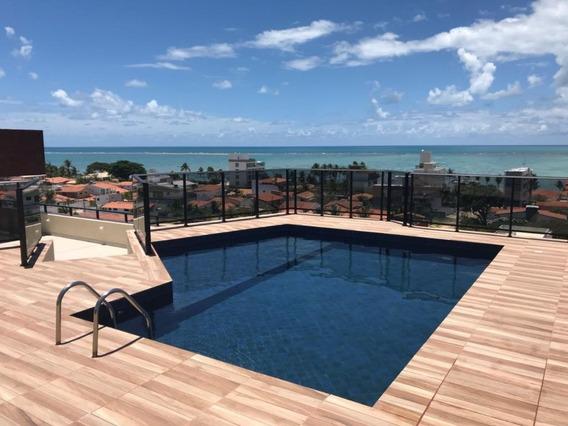 Apartamento Em Camboinha Iii, Cabedelo/pb De 65m² 2 Quartos À Venda Por R$ 265.000,00 - Ap211277