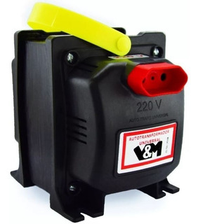 Autotransformador V&m Ar Condicionado 9000 Btus | 3000va N F