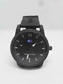 Kit (02) Relógios Tommy Estilo 1791322 Azul E Branco (leia).