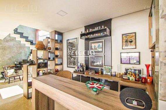 Luxuoso Imóvel No Condomínio Campos Do Conde Chambord Tremembé - Ca1521