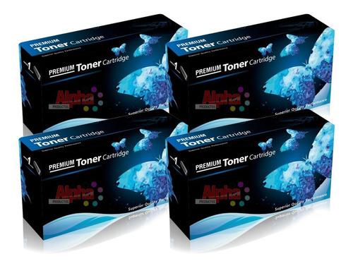 Imagen 1 de 3 de Kit 4 Toner Compatible Tn-1060 Hl-1112 1110 1815  1810 Calidad Premium