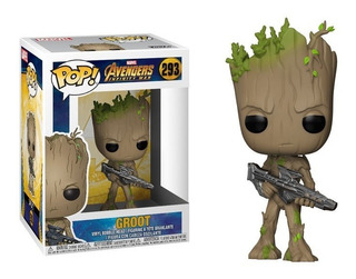 Funko Pop! Marvel: Avengers: Infinity War - Groot